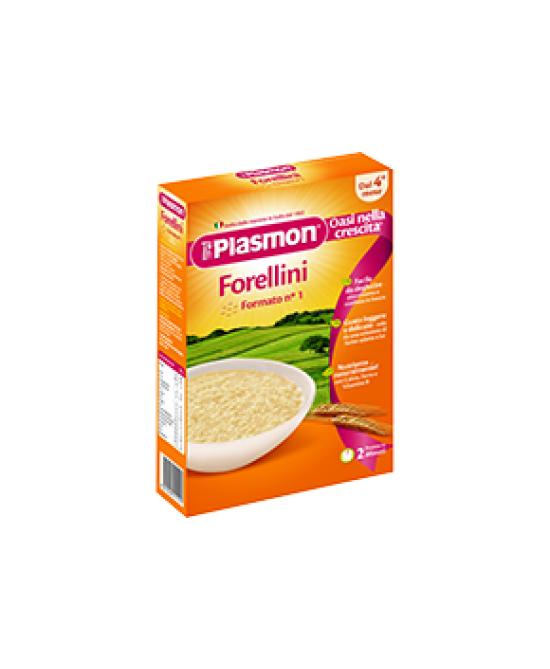 PLASMON (HEINZ ITALIA SpA) Plasmon Prima Pastina Fiorellini Micron 320g
