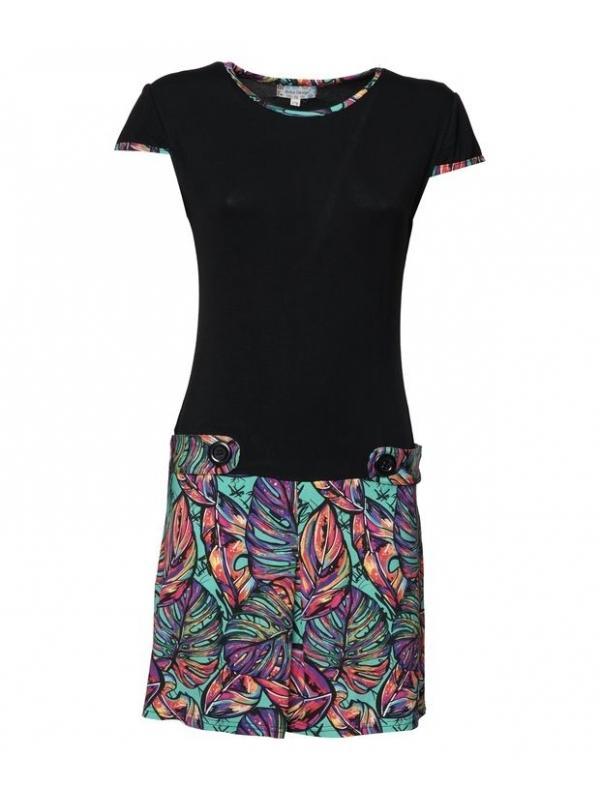 Baba Design Vestito donna manica corta Abbigliamento estivo online