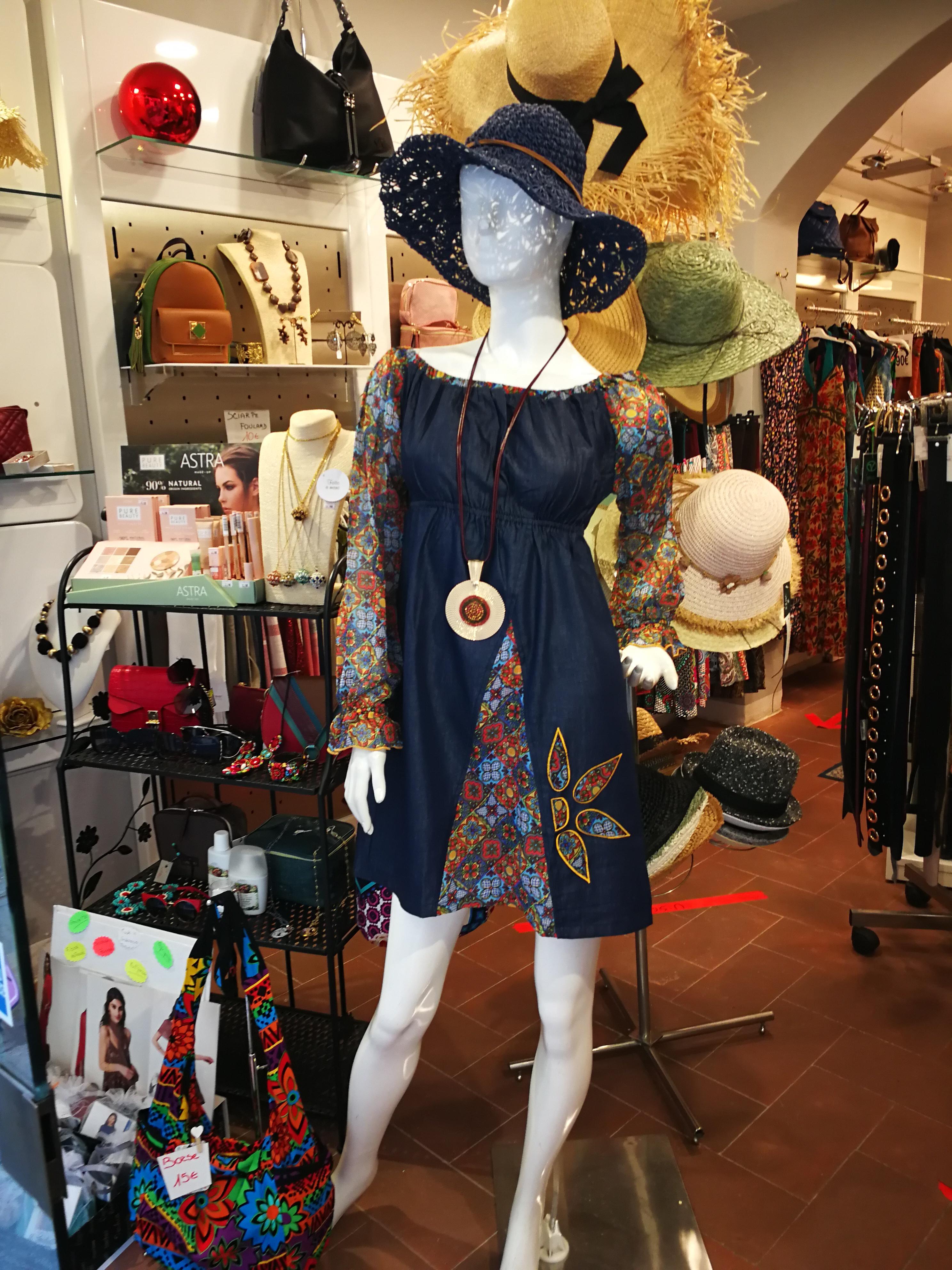 Baba Design Vestito in jeans da donna Abbigliamento jeans online