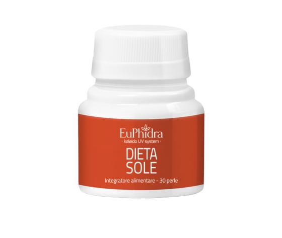 euphidra kaleido uv system dieta sole integratore alimentare 30 perle