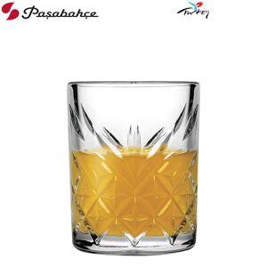 Pasabahce Timeless Shot Bicchiere Liquore 6 Cl Set 4 Pz