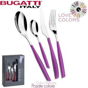Bugatti Glamour Iris Set Posate 24 Pz Window Box