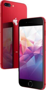 Apple iPhone 8 Plus   64 GB   rosso scuro