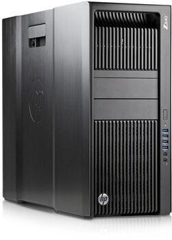 HP Z840 Workstation Xeon E5 2 x E5-2667 v4 256 GB 512 GB SSD 2 x 2 TB HDD M6000 Win 10 Pro