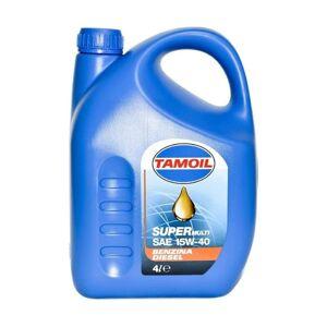 Tamoil Olio  Benzina Diesel 15w-40