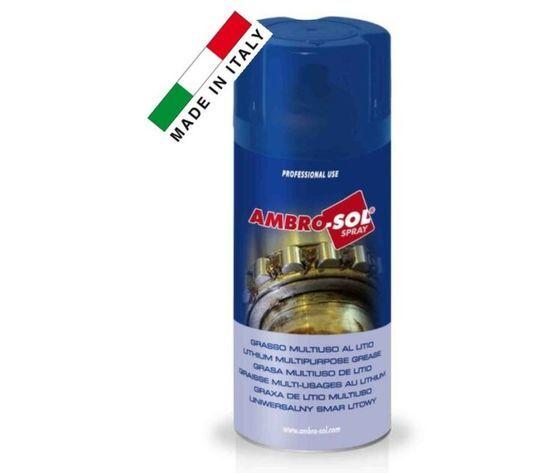 Ambro-Sol Grasso Multiuso Al Litio Spray 400 Ml