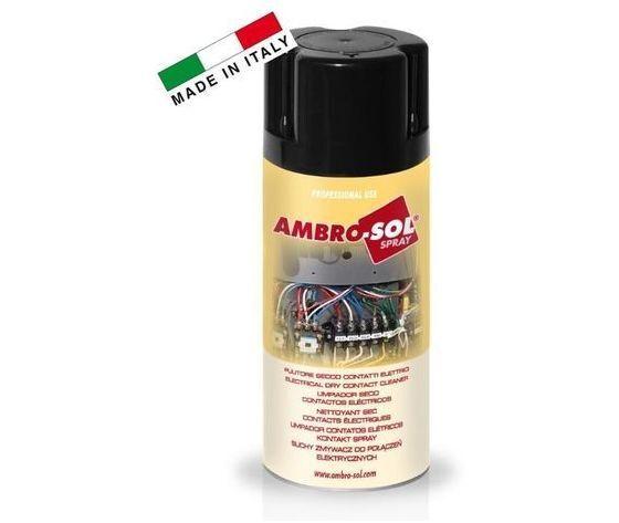 Ambro-Sol Pulitore Secco Contatti Elettrici