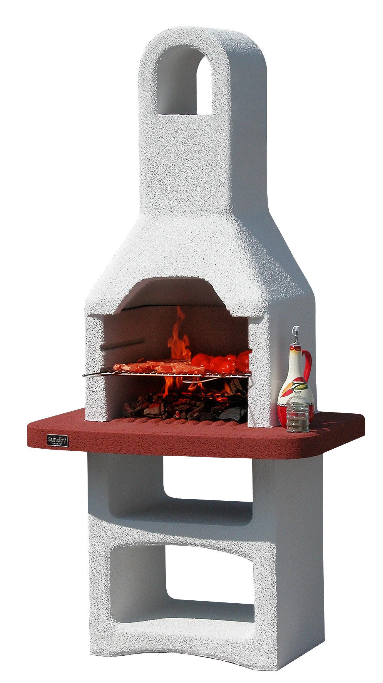 barbecue in muratura mod.dallas (ex alicante)