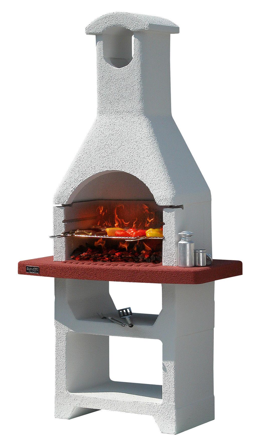 barbecue in muratura mod.cayman