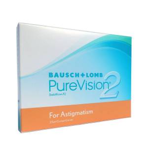 Bausch & Lomb PureVision 2 HD for Astigmatism