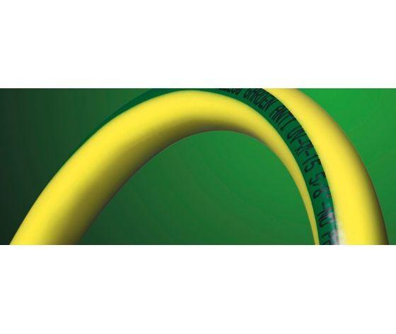 espiroflex tubo di giardinaggio giallo