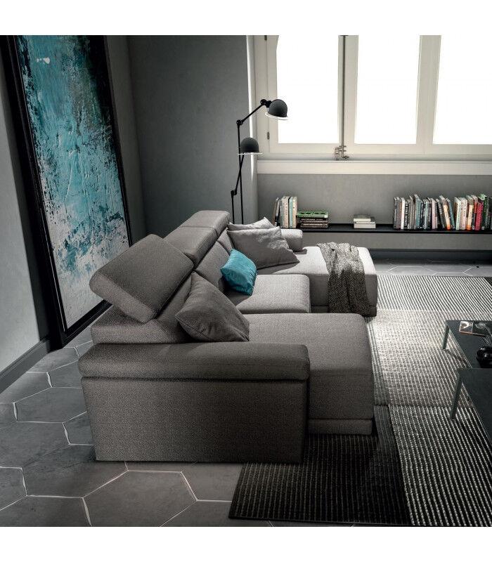 samoa divani arredinitaly: divano comfort, confortevole relax made in italy con consegna al piano