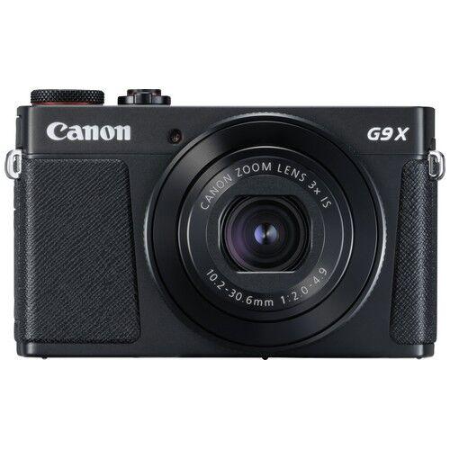 Canon Fotocamera Compatta Canon PowerShot G9X Mark II - Prodotto in Italiano