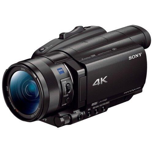 Sony Videocamera Sony Handycam FDR-AX700 Black
