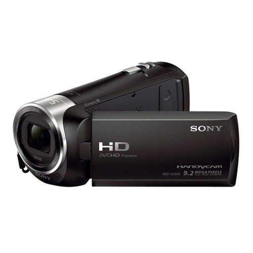 Sony Videocamera Sony HDR-CX240E HD Flash Camcorder
