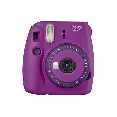 Fujifilm Fotocamera Istantanea Fujifilm Instax Mini 9 Clear Purple
