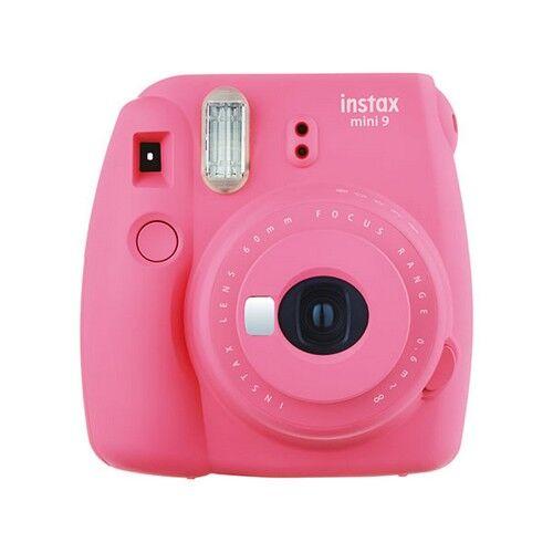 Fujifilm Fotocamera Istantanea Fujifilm Instax Mini 9 Flamingo Pink