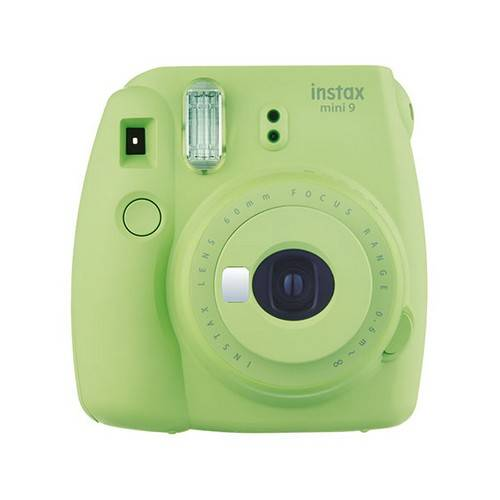 Fujifilm Fotocamera Istantanea Fujifilm Instax Mini 9 Lime Green