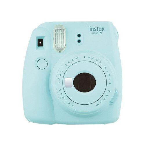 Fujifilm Fotocamera Istantanea Fujifilm Instax Mini 9 Clear Ice Blue