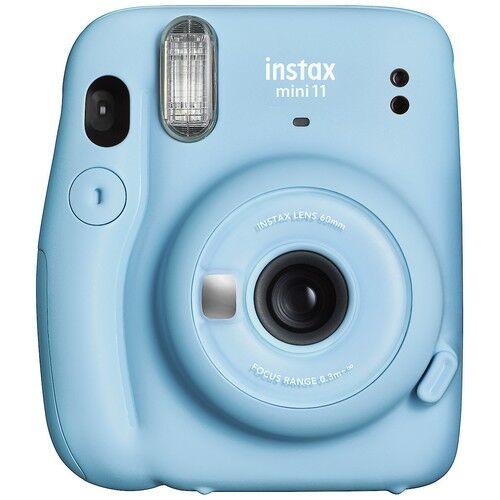 Fujifilm Fotocamera Istantanea Fujifilm Instax Mini 11 Sky Blue