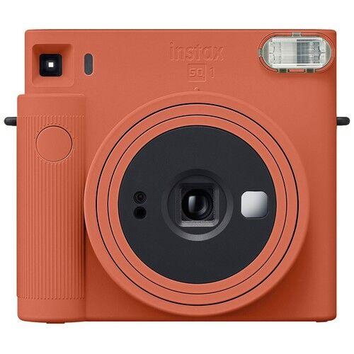Fujifilm Fotocamera Istantanea Fujifilm Instax Square SQ1 Orange