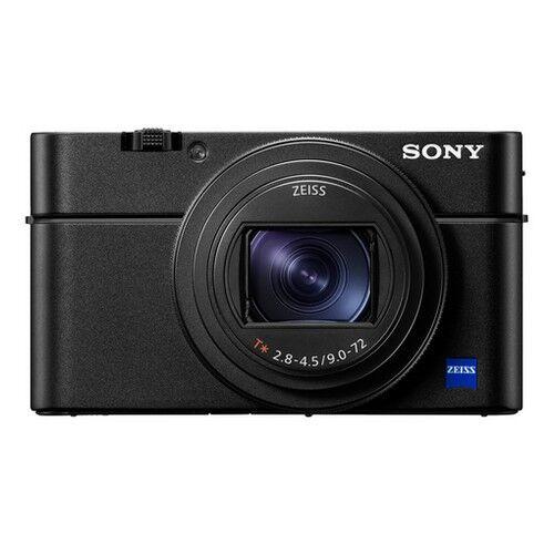 sony fotocamera compatta sony cybershot dsc-rx100 vii - prodotto in italian