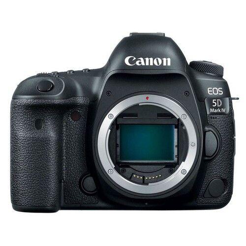 canon fotocamera reflex canon eos 5d mark iv - prodotto in italiano