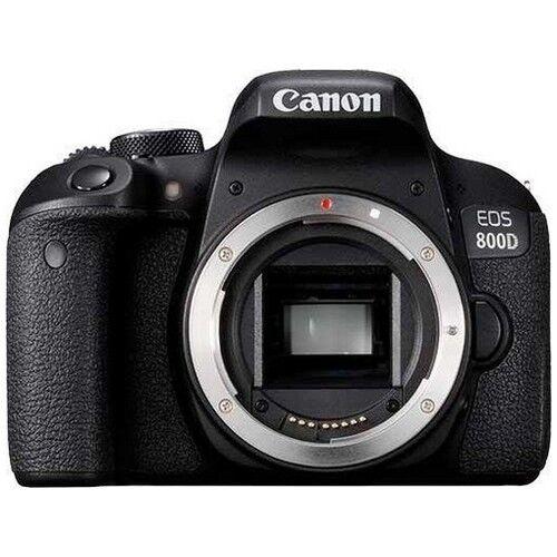 canon fotocamera reflex canon eos 800d - prodotto in italiano