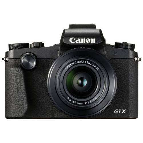 canon fotocamera compatta canon powershot g1x mkiii - prodotto in italiano