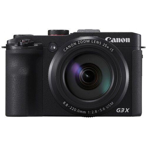 canon fotocamera compatta canon powershot g3x - prodotto in italiano