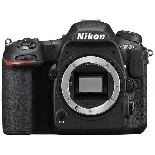 nikon fotocamera reflex nikon d500 - prodotto in italiano