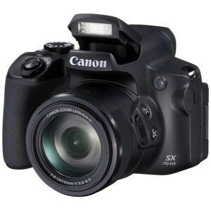 Canon Fotocamera Bridge Canon PowerShot SX70 Black - Prodotto in Italiano