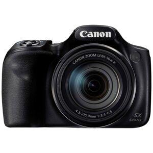 Canon Fotocamera Compatta Canon PowerShot SX540 HS Black - Prodotto in Itali