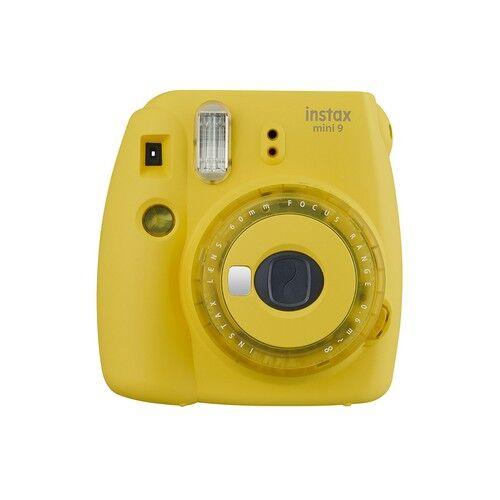 Fujifilm Fotocamera Istantanea Fujifilm Instax Mini 9 Clear Yellow