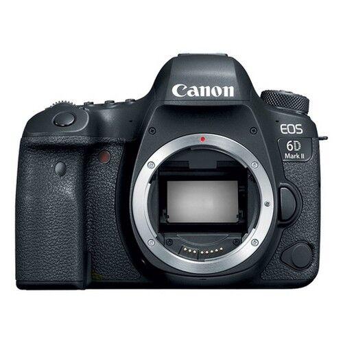 Canon Fotocamera Reflex Canon EOS 6D Mark II - Prodotto in Italiano