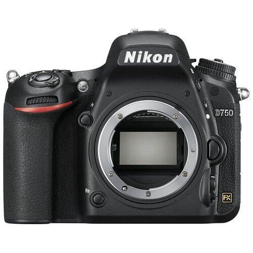 Nikon Fotocamera Reflex Nikon D750 - Prodotto in Italiano