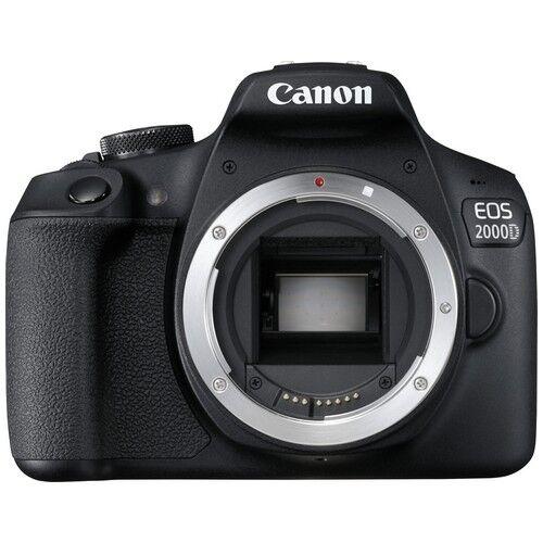 Canon Fotocamera Reflex Canon EOS 2000D Body - Prodotto in Italiano