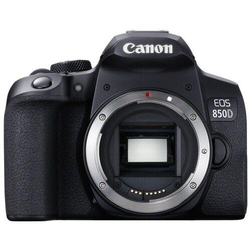 canon fotocamera reflex canon eos 850d body - prodotto in italiano