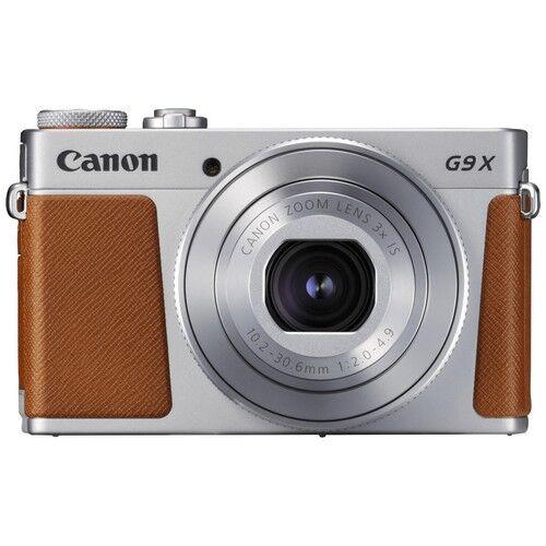 Canon Fotocamera Compatta Canon PowerShot G9X Mark II Silver - Prodotto in I