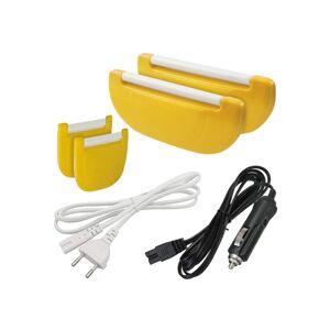 SPICE Electronics Set 4 Chiusure + Cavo di Alimentazione 12V + 220V per Amarillo Inox Plus