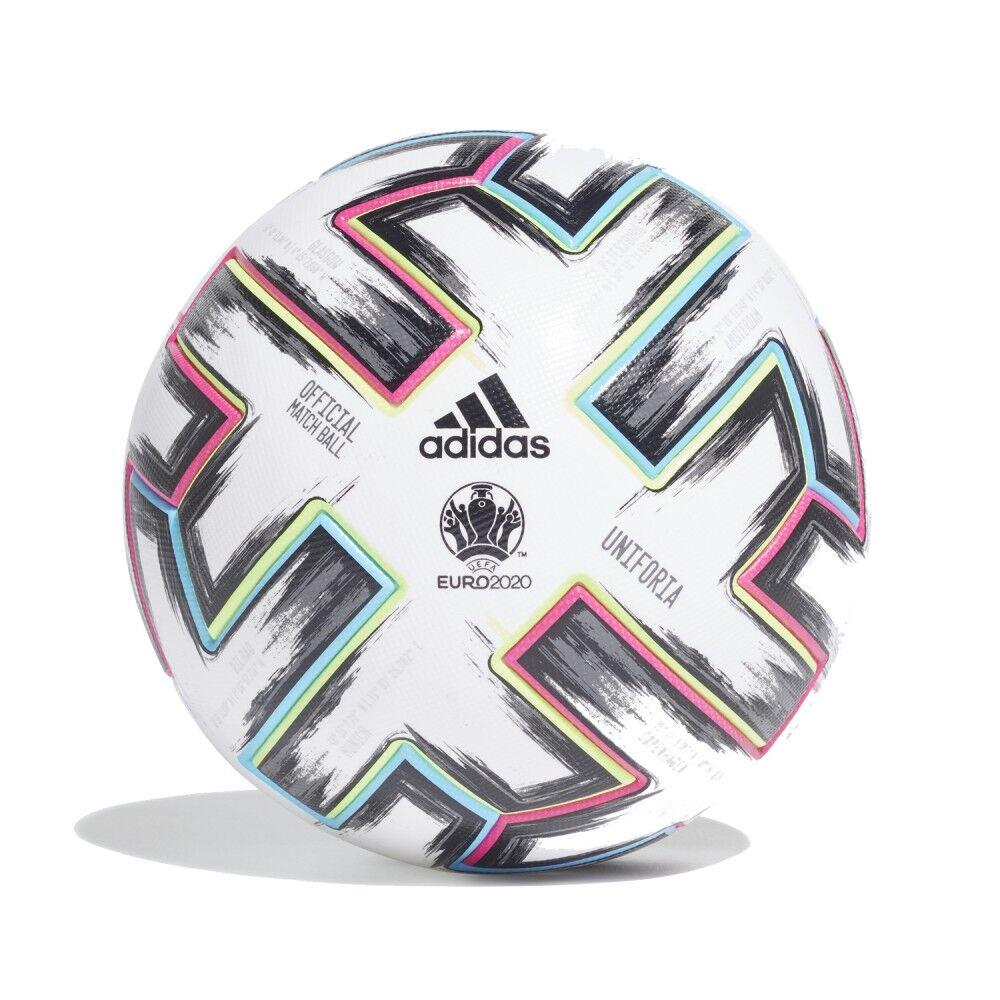 ADIDAS pallone calcio uniforia pro euro20 multicolor 5