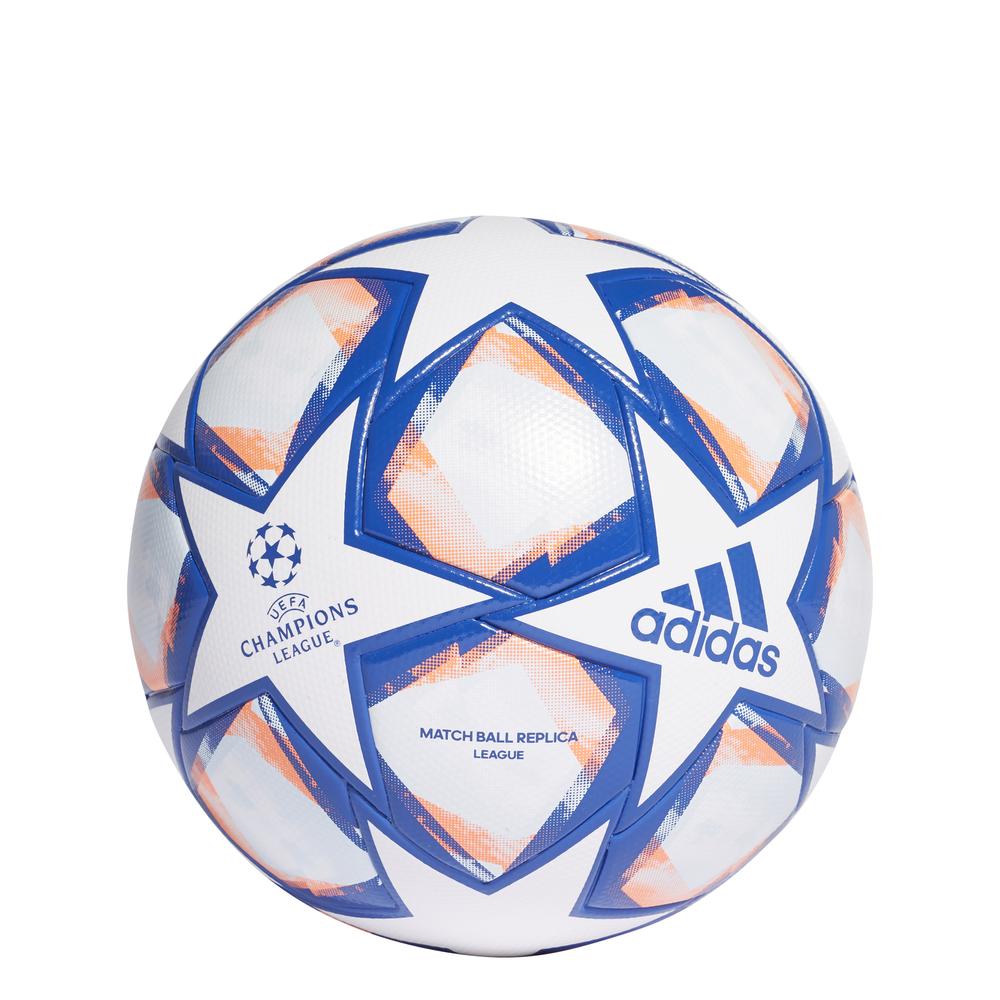 ADIDAS pallone da calcio finale 20 bianco corallo 5