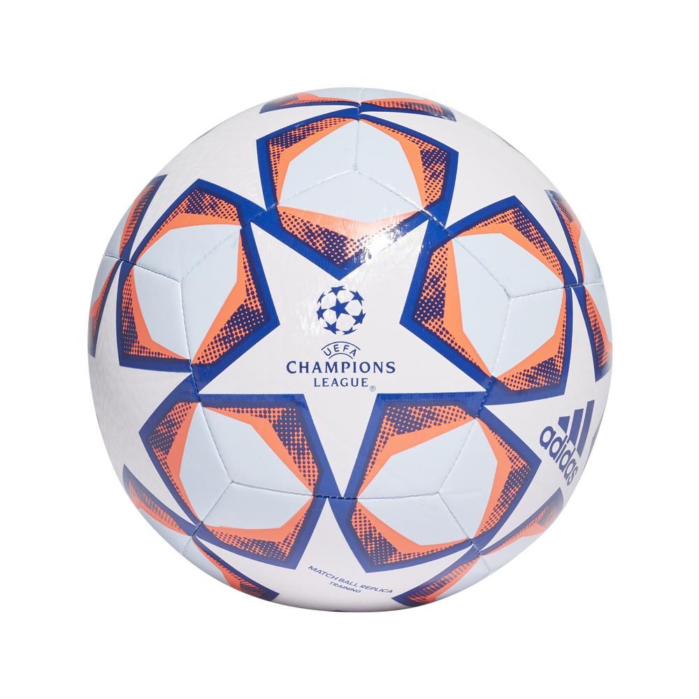 ADIDAS pallone da calcio finale 20 trn bianco corallo 5