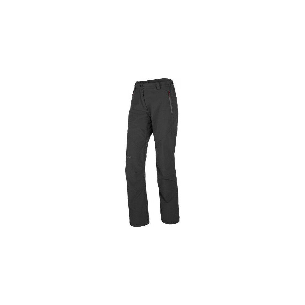 salewa pantalone donna puez black out eur 46