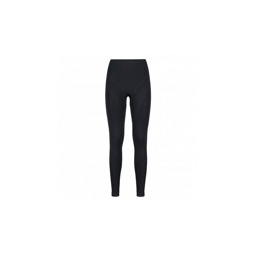 Odlo Calzamaglia Donna Evolution Warm Black/Graph Grey XS
