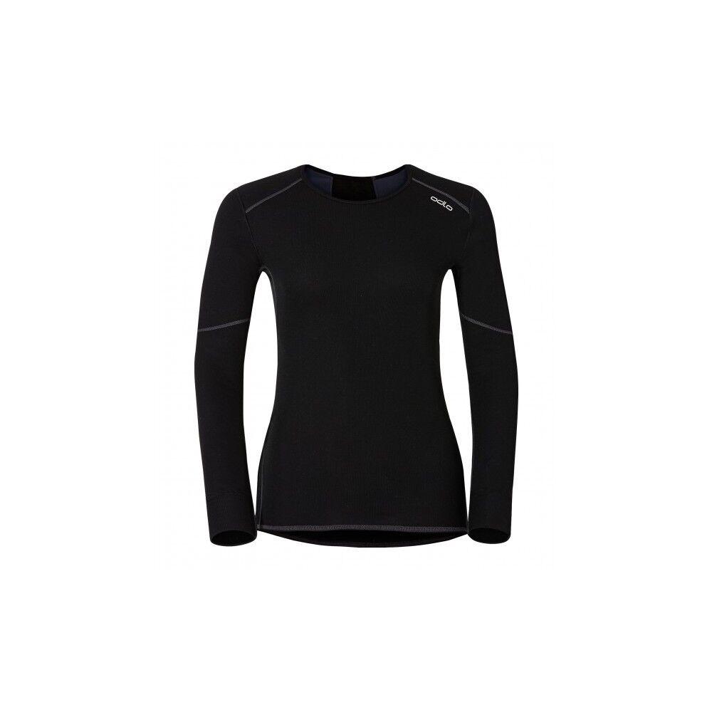 Odlo Maglia Donna Extra Warm Black XL
