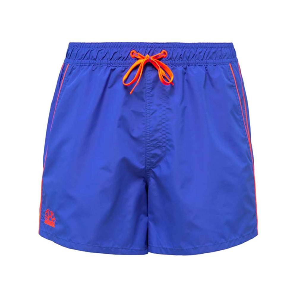 Sundek Costume Boxer Basico Corto Blu Royal Uomo S