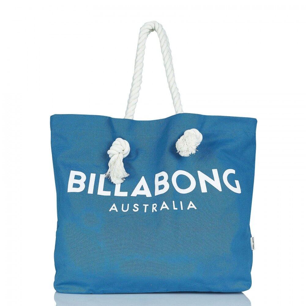 billabong borsa donna logo blu tu