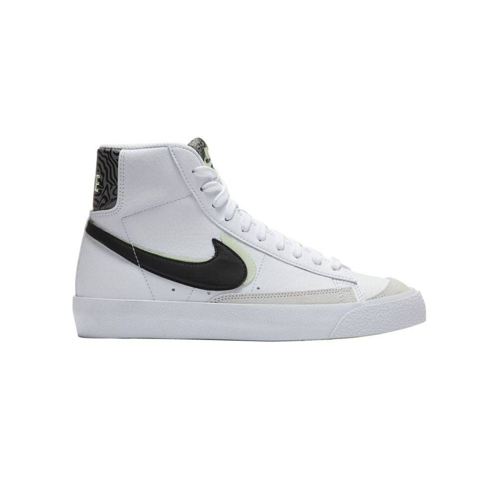 nike sneakers blazer mid 77 se gs bianco smoke grigio bambino eur 40 / us 7y