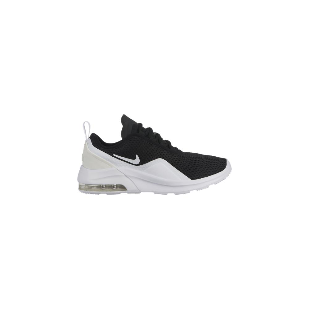 Nike Air Max Motion 2 GS Nero Bianco Bambino EUR 39 / US 6.5Y